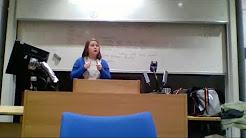 NAMDA Development Weekend: Bethany Garry- Opening Government
