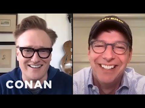 "Sean Hayes & Conan Talk Zoom & ""Tiger King"" - CONAN on TBS"