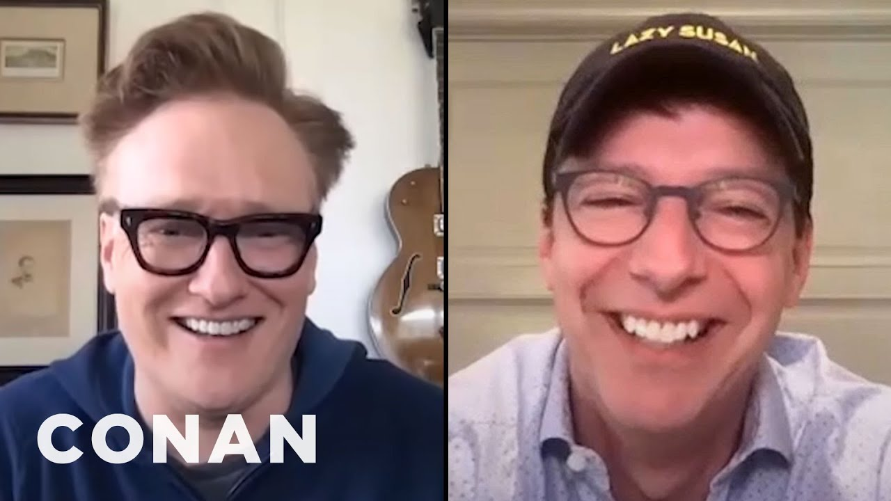 "Sean Hayes & Conan Talk Zoom & ""Tiger King"" - CONAN on TBS"