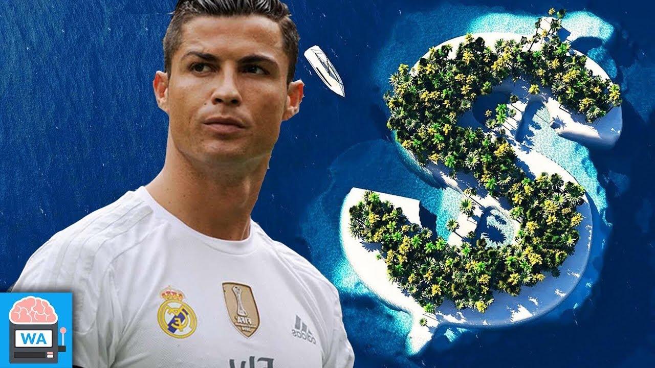 Die 5 Reichsten Fußballer Der Welt! (2018)