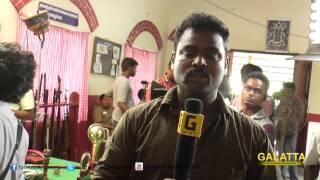 Thagudu shooting spot   Galatta Tamil