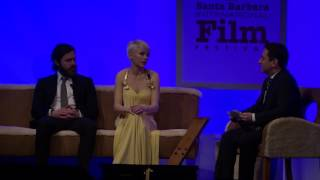 SBIFF 2017 - Michelle Williams Discusses Performing On Broadway