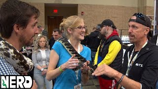 NARBC 2019 REPTILE SHOW AT TINLEY PARK -  CLINTS REPTILES SNAKE DISCOVERY AND MORE!!