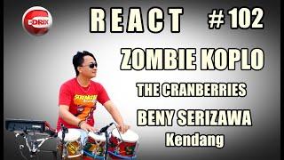 Download lagu BRAZILIAN REAKSI FOR THE FIRST TIME - ZOMBIE KOPLO - DANGDUT REACTION INDONESIA