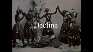 Decline | música ambiental tétrica