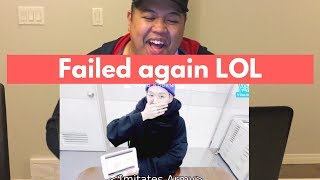 BTS (방탄소년단) Try Not To Laugh Challenge! REACTION!!!!
