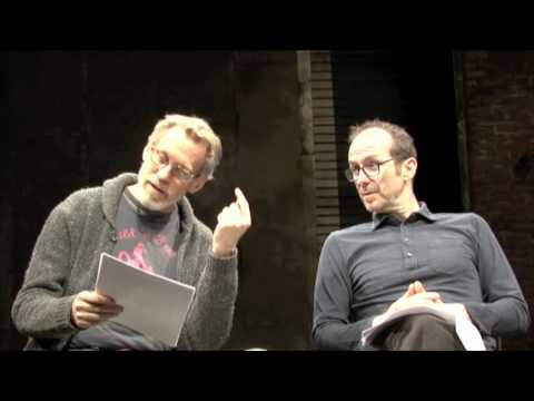 A reading of Plato's ION by Denis O'Hare & Stephen Spinella