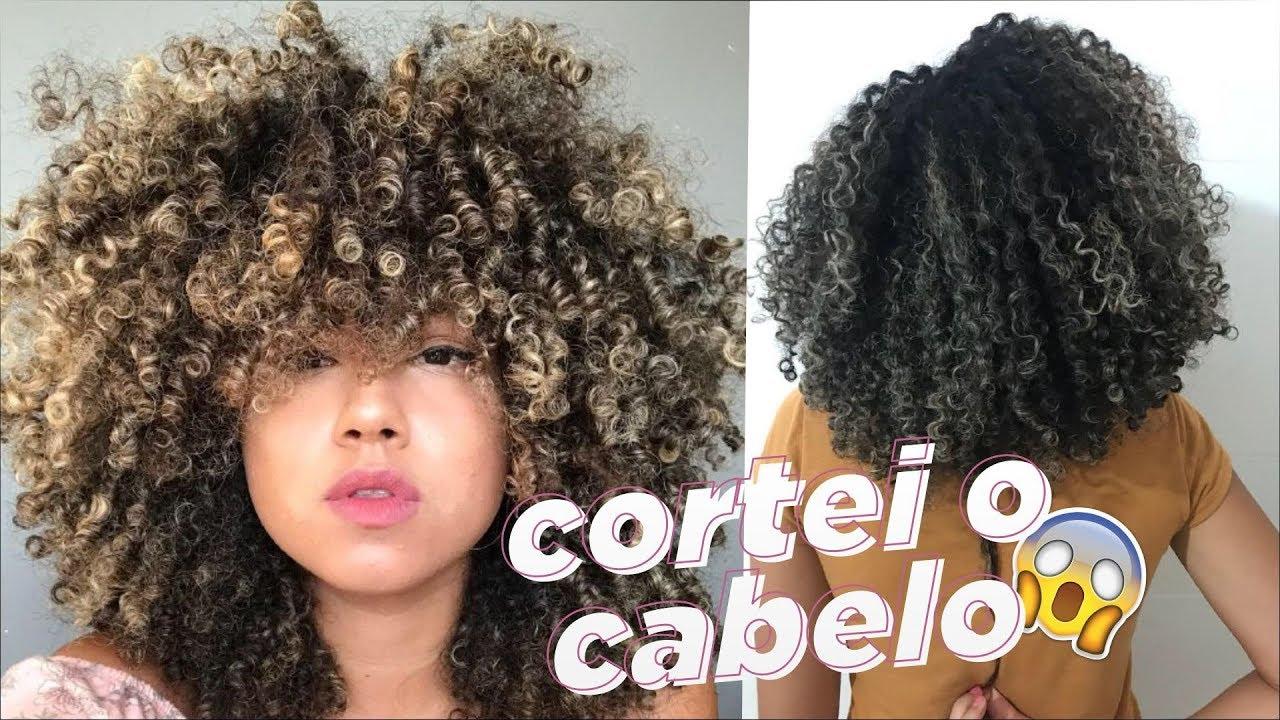 Corte Em Camadas Para Cabelo Cacheado Lore Souza