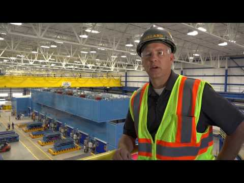 Wieland Walkthrough Gestamp Chattanooga, TN