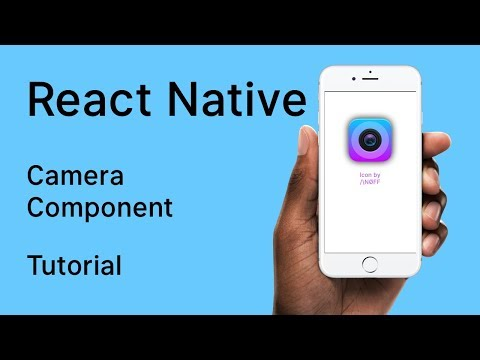 React Native - Camera