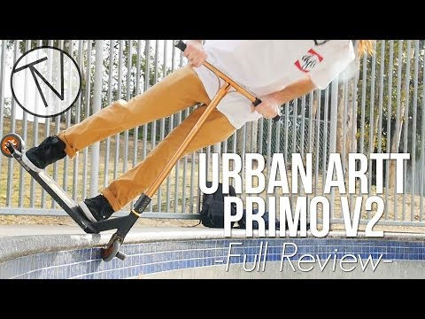 Urban Artt Primo V2 - Full Review │ The Vault Pro Scooters