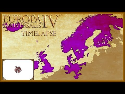 Europa Universalis 4 - For Odin! - Timelapse (Rights of man) |