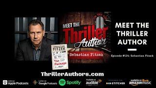 Sebastian fitzek interview (meet the thriller author)