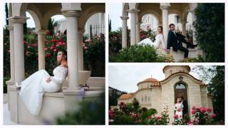 Фотограф на Кипре / Свадьба на Кипре Игоря и Наташи