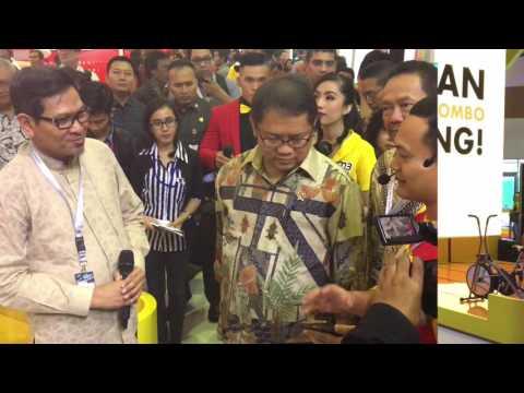 IM3 Ooredoo Luncurkan Obrol dan Fantasy League di Indonesia Cellular Show (ICS)