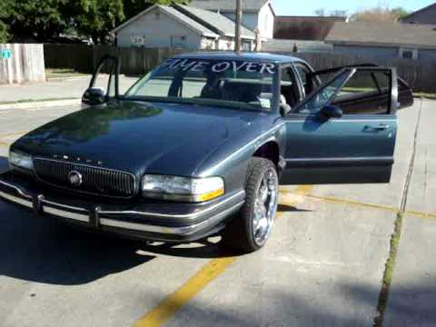 2 12 Cvxs In A 1994 Buick Lesabre Part 2 Youtube