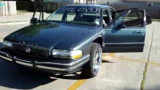"2 12"" CVXs in a 1994 Buick Lesabre (Part 2)"