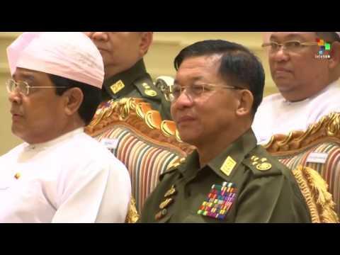 Myanmar Military Junta Hands Over Power After 50 Years