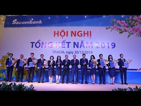 Sacombank - 28 Năm Thành Lập
