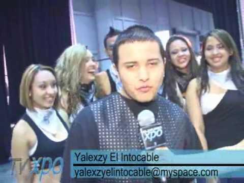 YALEXZY EL INTOCABLE INTERVIEW IN TELEMUNDO