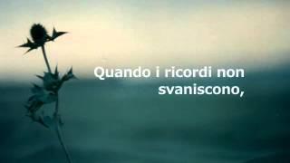 Non è la stessa cosa - Fabrizio Moro [CON TESTO!]