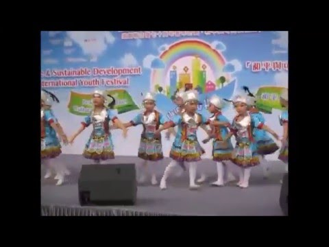 Peace & Sustainable Development International Youth Festival 2016 (speed-up version)