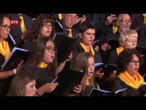 Falera conta - Chor mischedau Sumvitg/Cumpadials