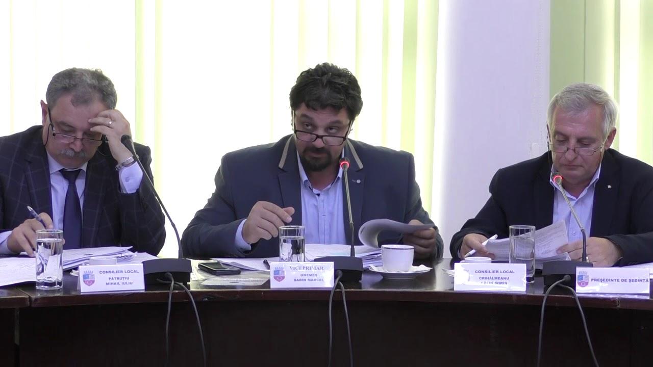 Ședință Consiliul Local Câmpia Turzii (30.05.2019)