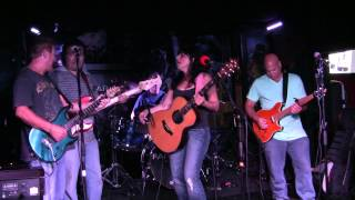 """Carine Ulano-Firestone - Live at KJ Farrell's - """"You Can't Always Get What You Want"""""""