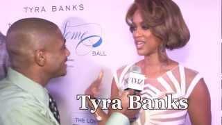 Tyra Banks Flawsome Ball for T-Zone