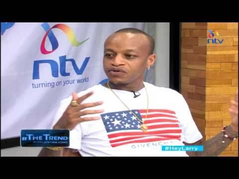 #theTrend: Prezzo, his fiancee and their carefree life