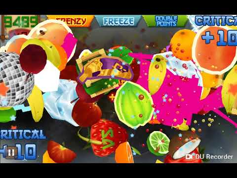 More Fruit Ninja Disco