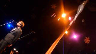 Hallelujah- Steven Page at Riverdale Share Concert  2012