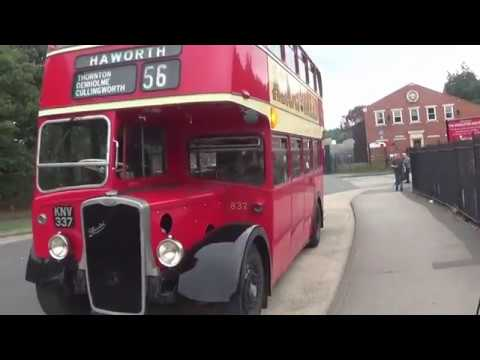 On The Buses The Leeds Running Day 2018