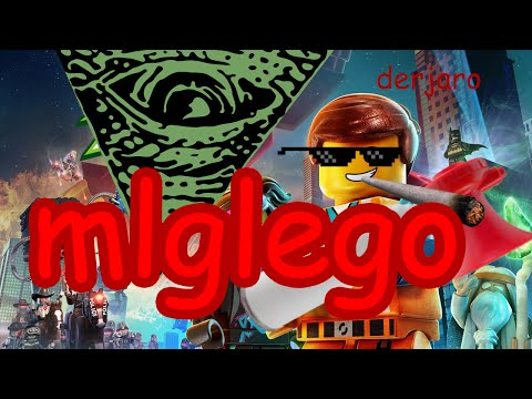 The Lego Movie Trailer MLG EDITION!