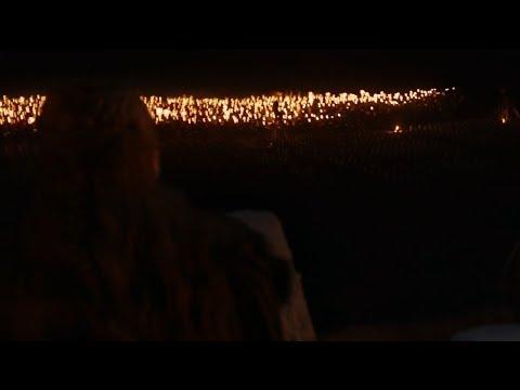 Битва за Винтерфелл 8 сезон 3 серия ЧАСТЬ 2. Мелисандра прибывает в Винтерфелл что бы помочь