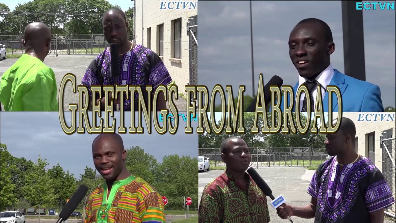 Greetings From Abroad Usa Episode 2 Youtube