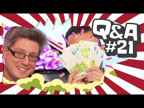 Sparmag Q&A #21: Bootcamp, GTA 6, Google Pixel 2, Rote Haare & Influencer