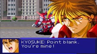 Super Robot Wars Original Generation 2 - Alteisen All Attacks