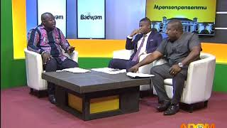 Badwam Mpensenpensenmu on Adom TV (16-5-18)