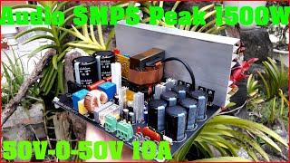 1000W Audio SMPS Peak 1500W  New Version | JLCPCB.COM | PCB Prototype