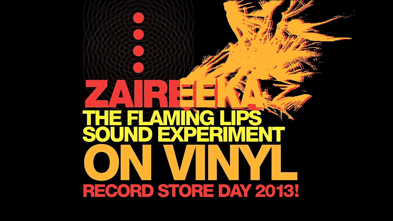 The Flaming Lips Zaireeka On Vinyl Youtube