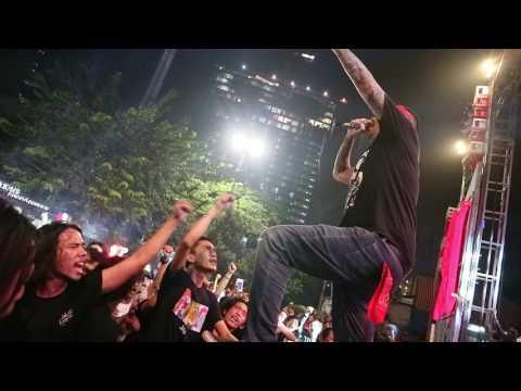 Seringai - Mengadili Persepsi Live on Horeho Of Rock 2017, TIM Jakarta