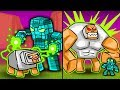 Minecraft Admin - SECRET COMMAND MAKES SHEEP MUTANTS! (Admin Challenges)