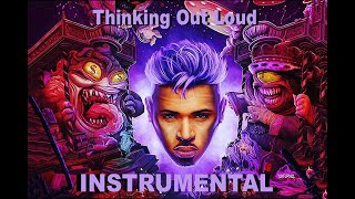 Chris Brown - Thinking Out Loud (Instrumental)