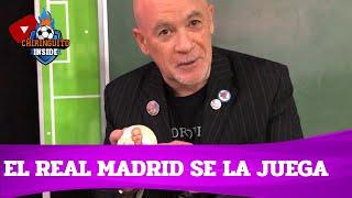 🔥 El REAL MADRID SE LA JUEGA | La pizarra de Duro vs Inter | Chiringuito Inside