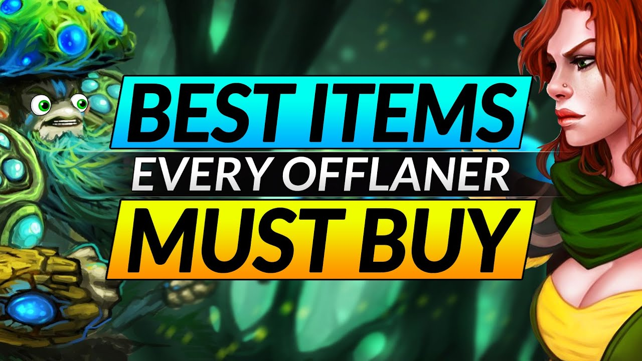BEST ITEMS to BUY EVERY GAME – Itemization Guide for Offlane – Dota 2 Pro Tips Guide
