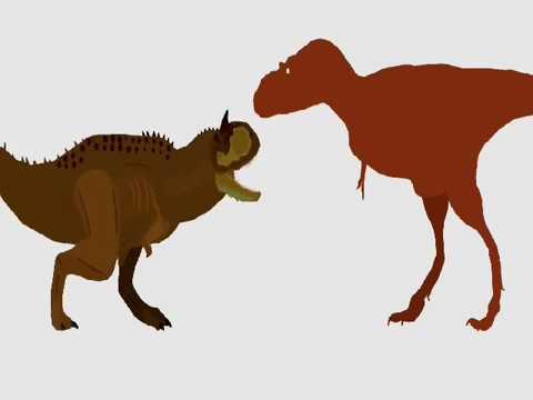 Albertosaurus rampage ! 100 subs special!