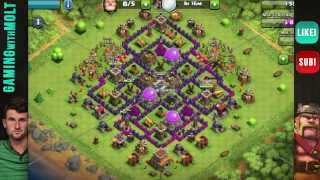 Repeat youtube video Clash of Clans: Subscriber Base Review TH8