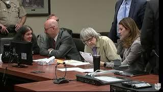 Dictan sentencia contra padres de la 'casa del horror' .
